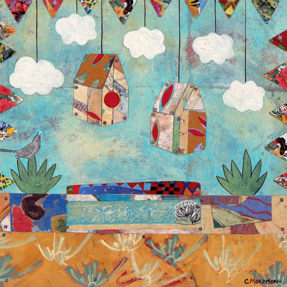 #96 (Unframed print) by Connie Morrison