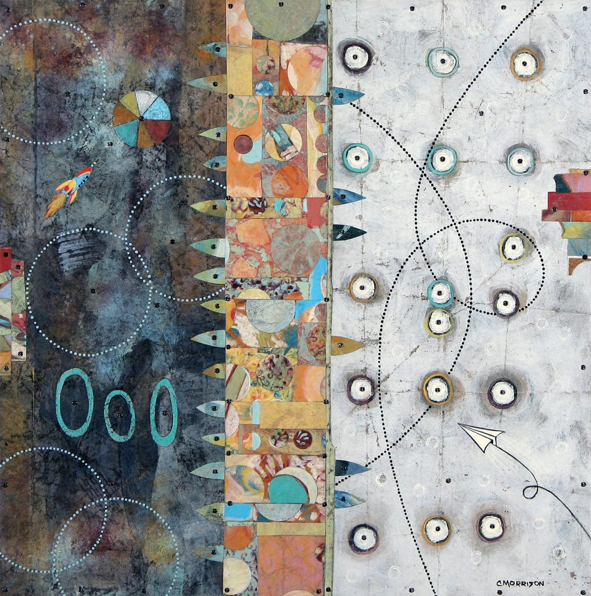 #145 (Unframed print) by Connie Morrison