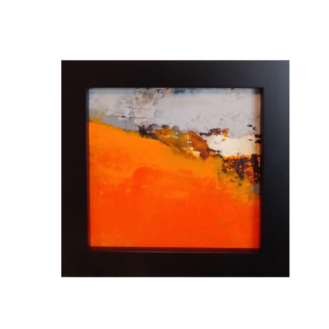 Abundant Energy (Framed Original) by Rick Ross