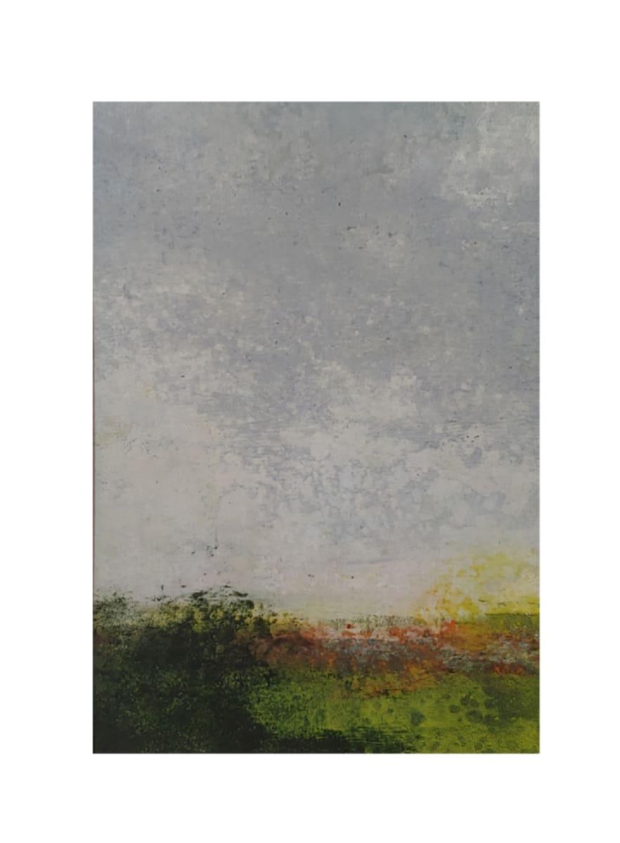 Daybreak (Unframed original) by Rick Ross