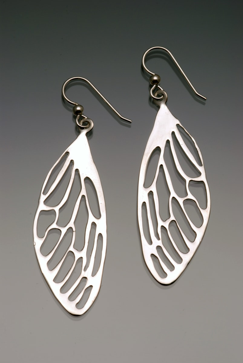 Small Dragonfly Earrings by Georgia Weithe