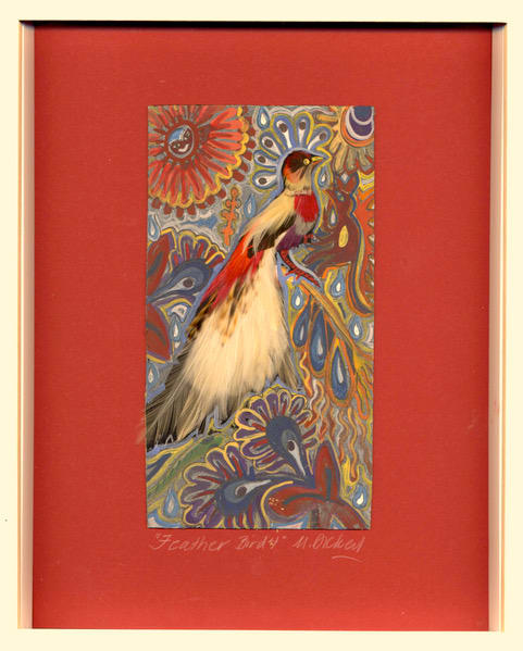 Feather Bird #4