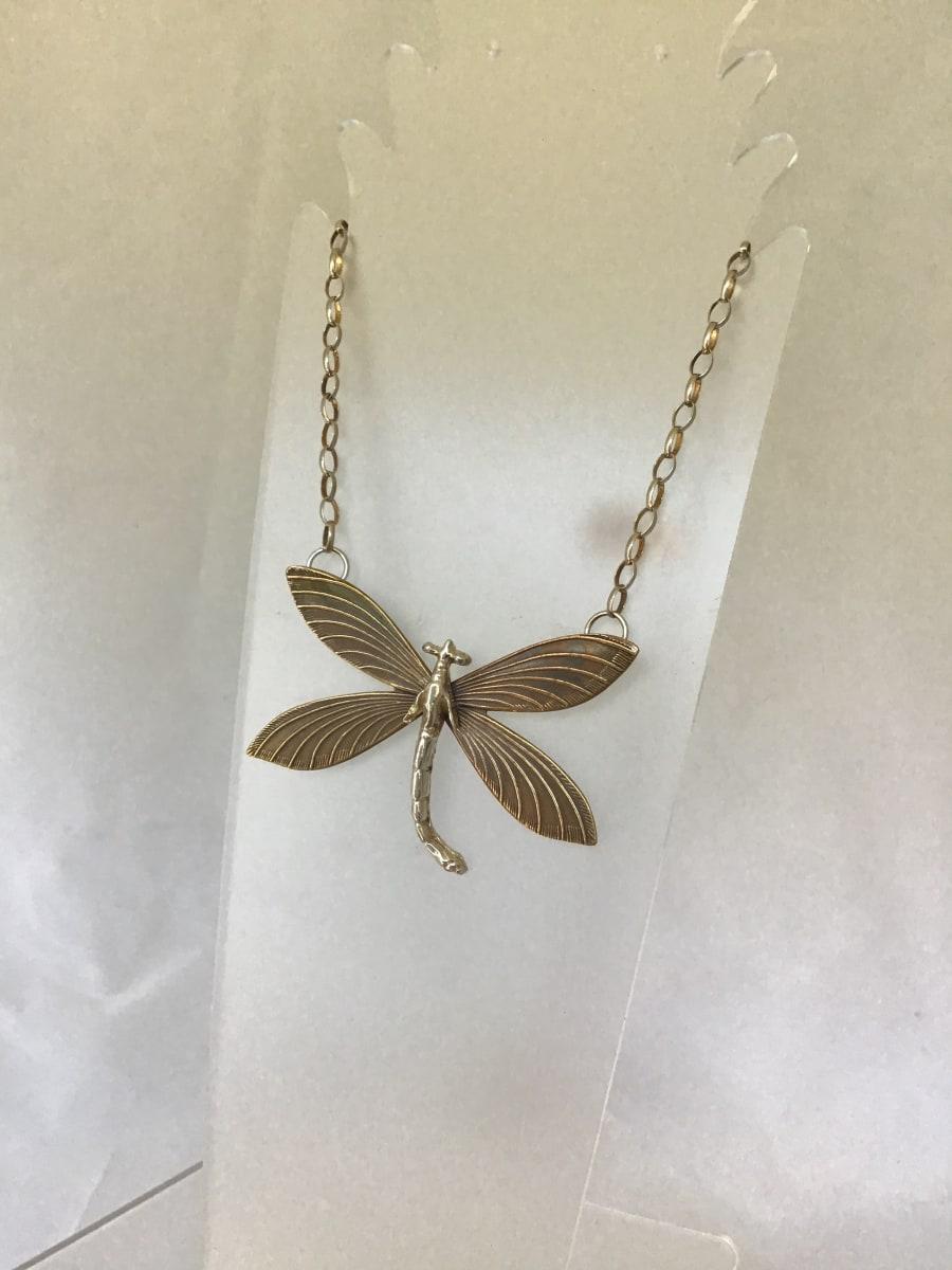 Dragonfly Pendant 2