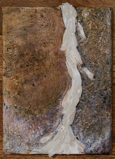 Refreshing (Original) by Luann Roberts Smith