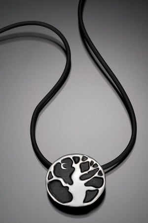 Tree of Life Necklace by Georgia Weithe
