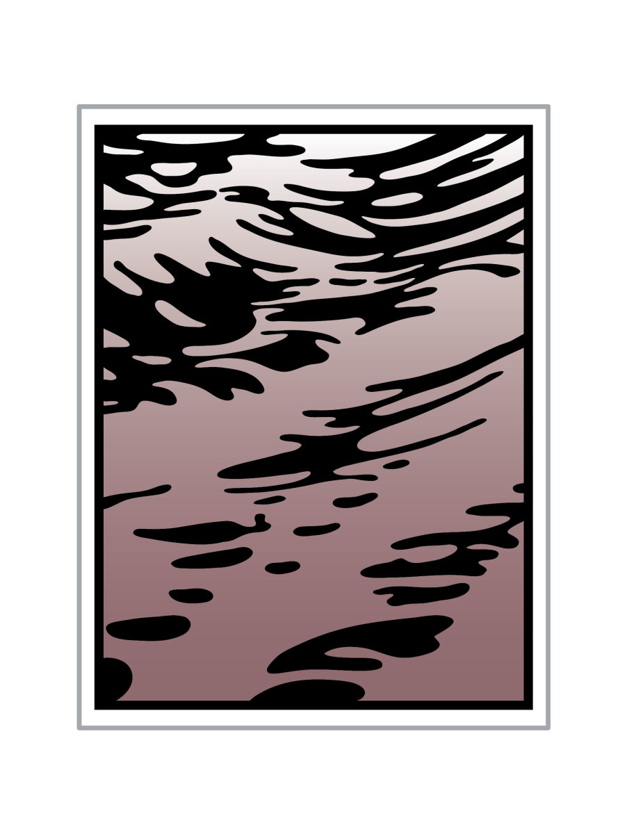 Near the Shore (Unframed print)