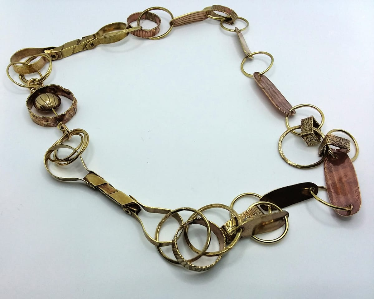 My Fancy Chain I by Judi Werner