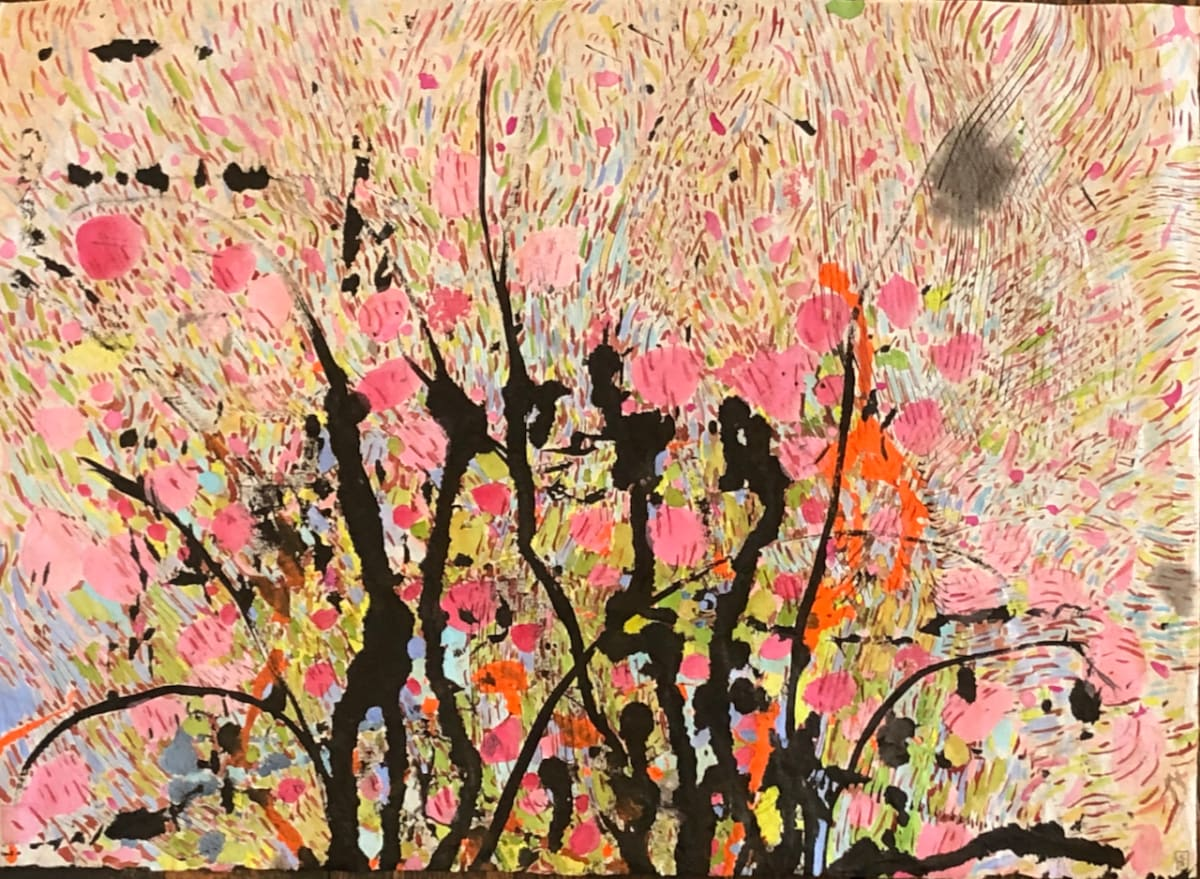 Memories of a Japanese spring #3 by CLARE SMITH