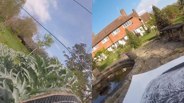 Encountering Place: Boldshaves Garden