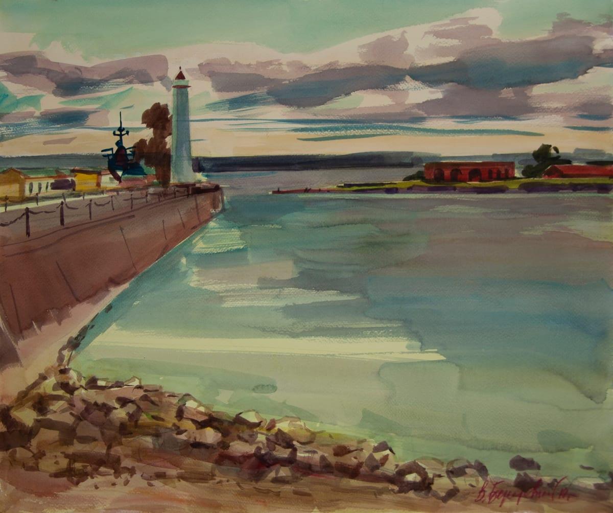 Kronstadt by Vadim Berezovsky