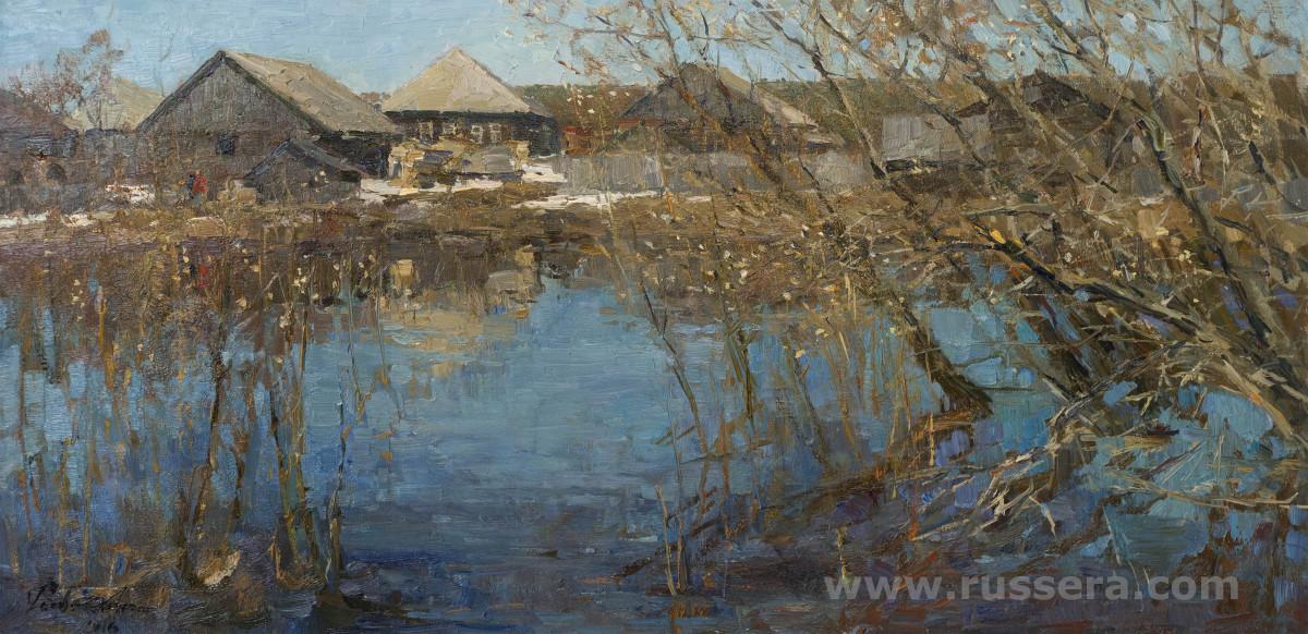 Flood by Irina Rybakova