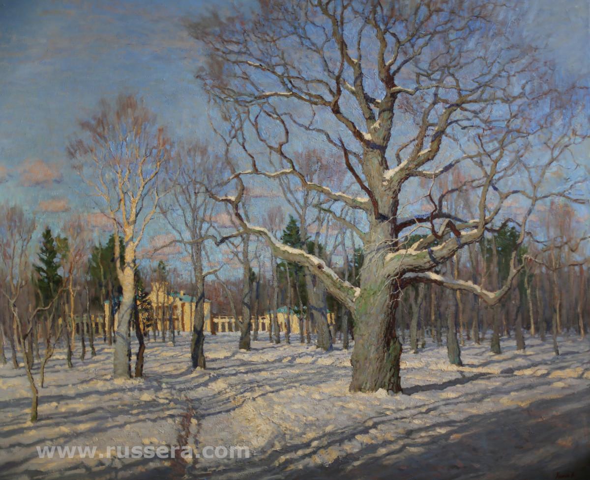 March by Vasily Hudyakov