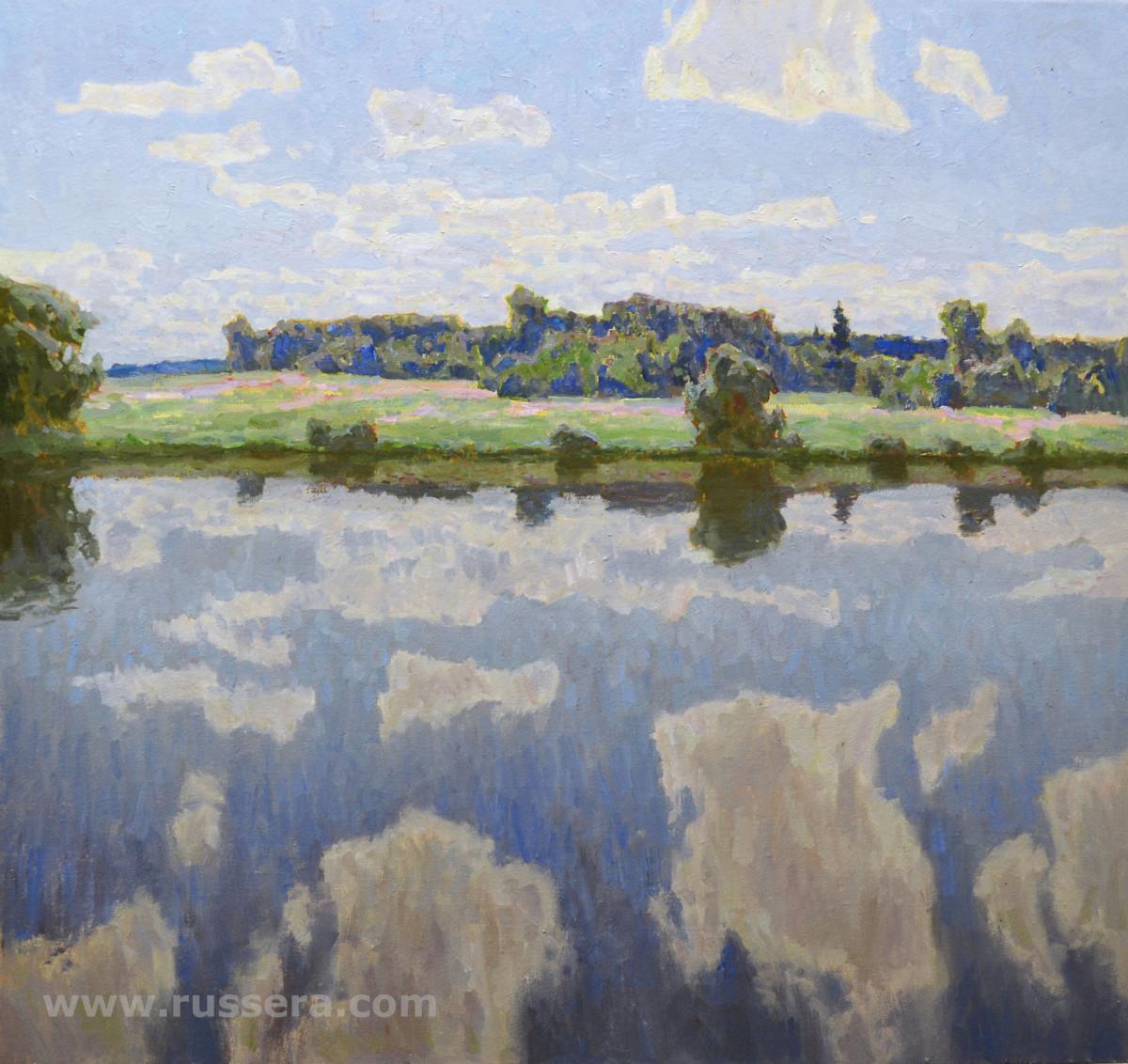 Midday by Sergey Nebesihin