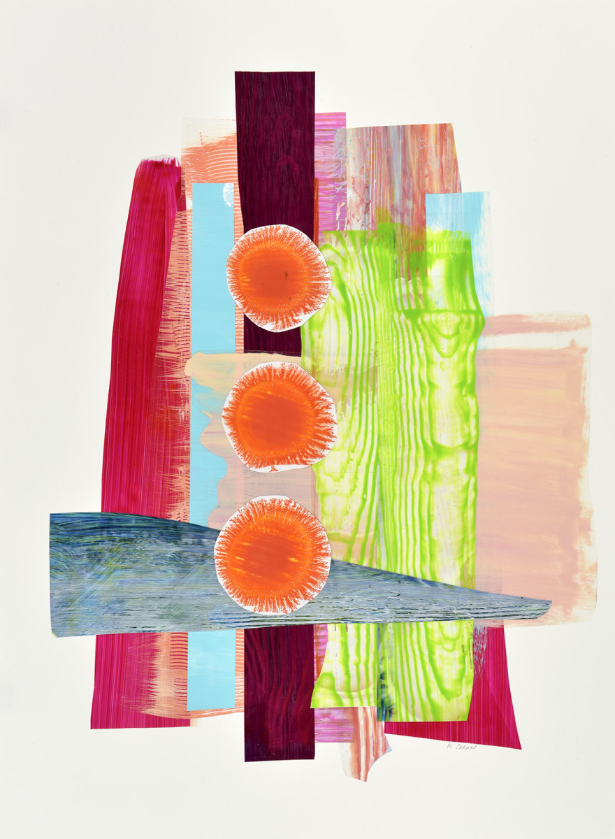 Bright and Shiny Moment by Mary Zeran