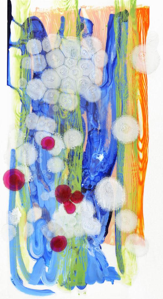 Irezumi #2 by Mary Zeran