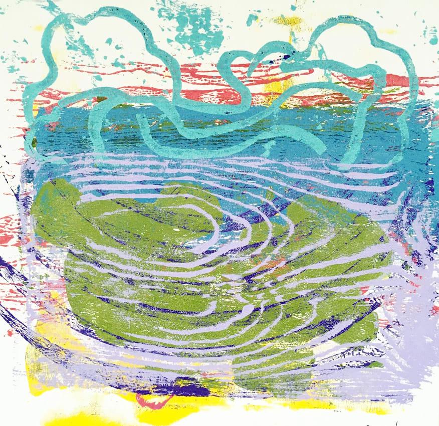 Swirling Around Us by Mary Zeran
