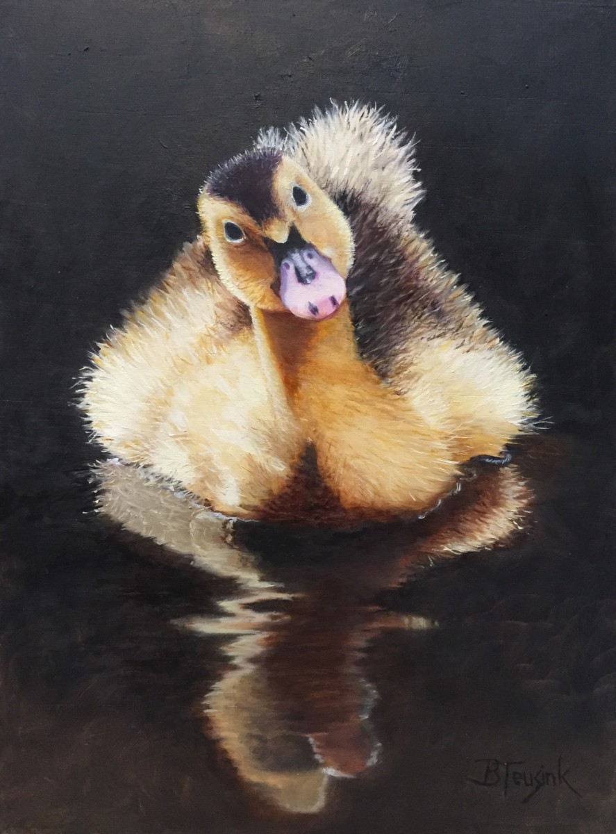What's Up, Duck? by Barbara Teusink