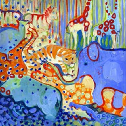 An Elephant Enters the Room by Jennifer Lommers