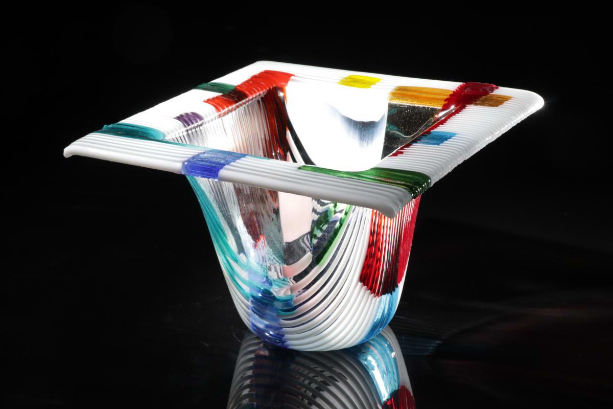 Kom Mondriaan by Linda van Huffelen