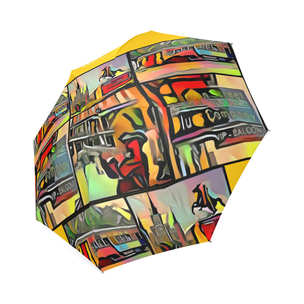 New Orleans Jazz: umbrella