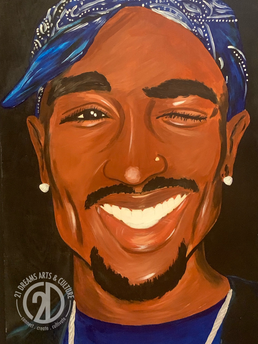 Tupac by Kevin King