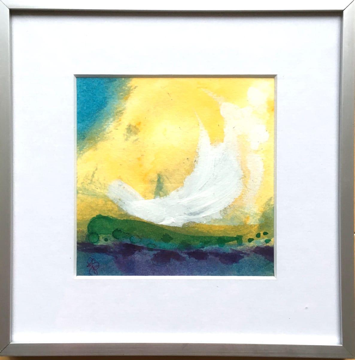 Ocean Joy no.2 by Julea Boswell