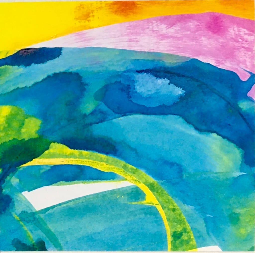 Island Spirit no.10 by Julea Boswell