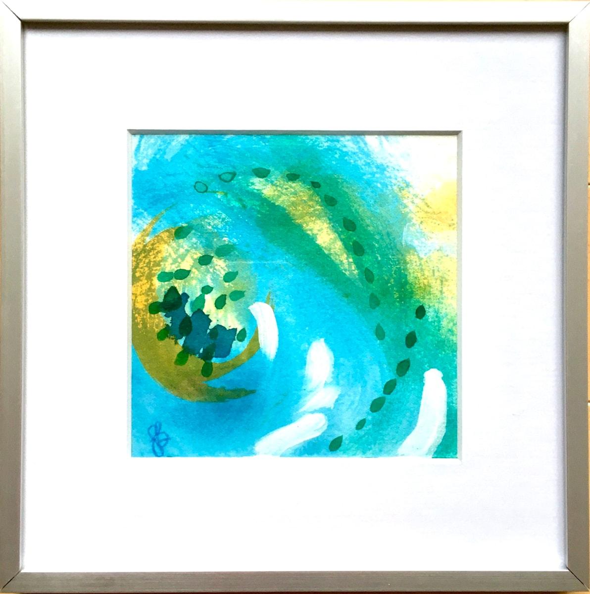 Ocean Joy no.5 by Julea Boswell