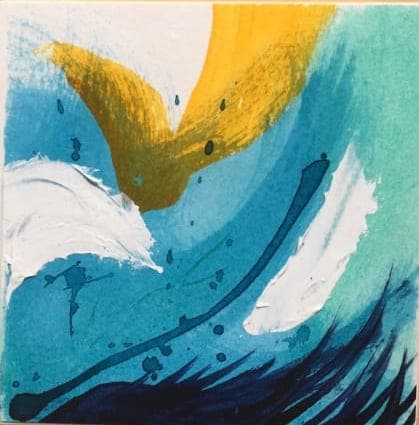 Island Spirit 4 by Julea Boswell