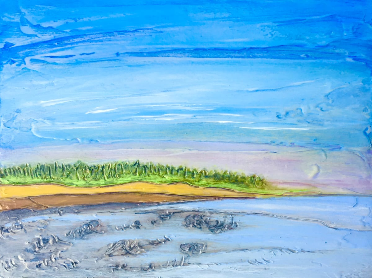 Beach Memory, In Love, no.2 (commission) by Julea Boswell