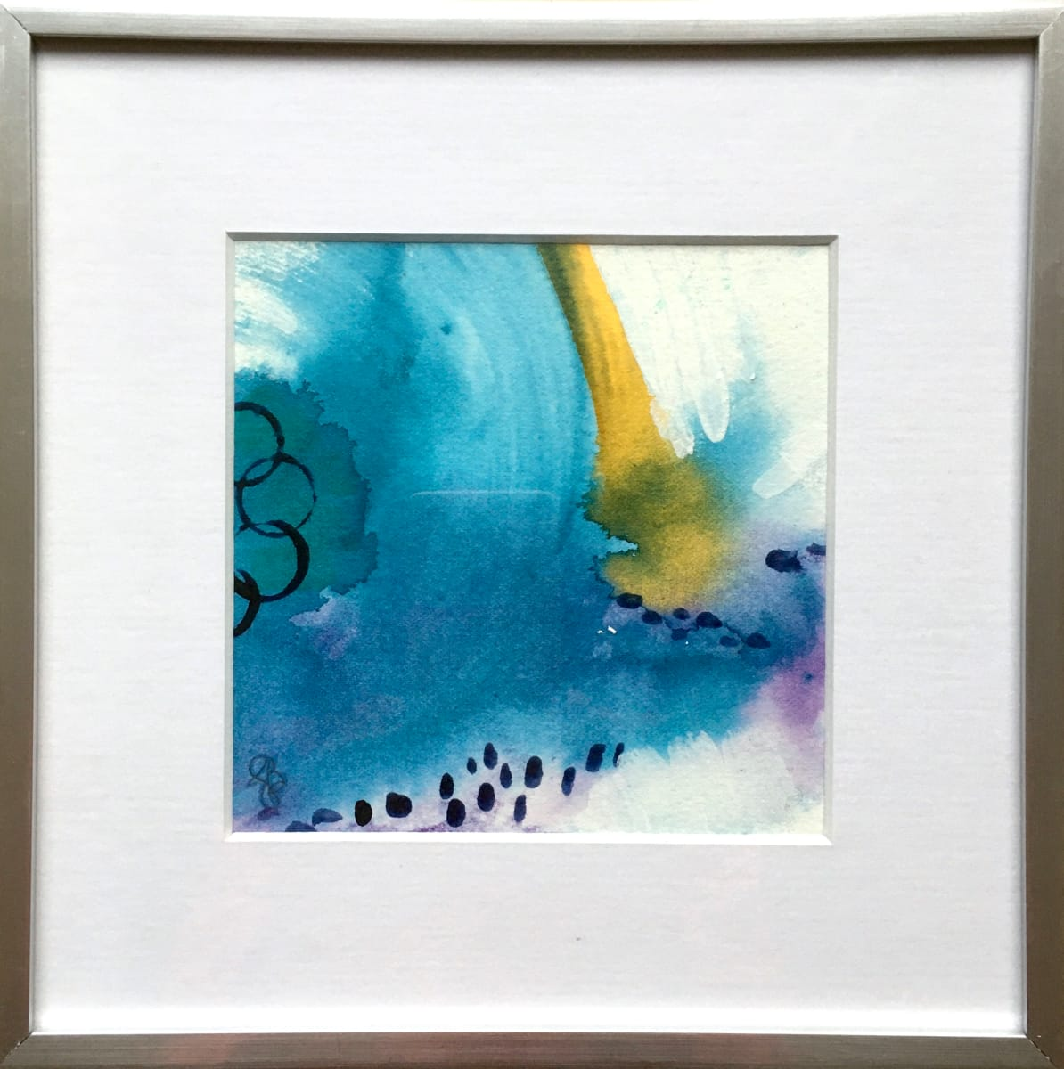 Ocean Joy no.7 by Julea Boswell