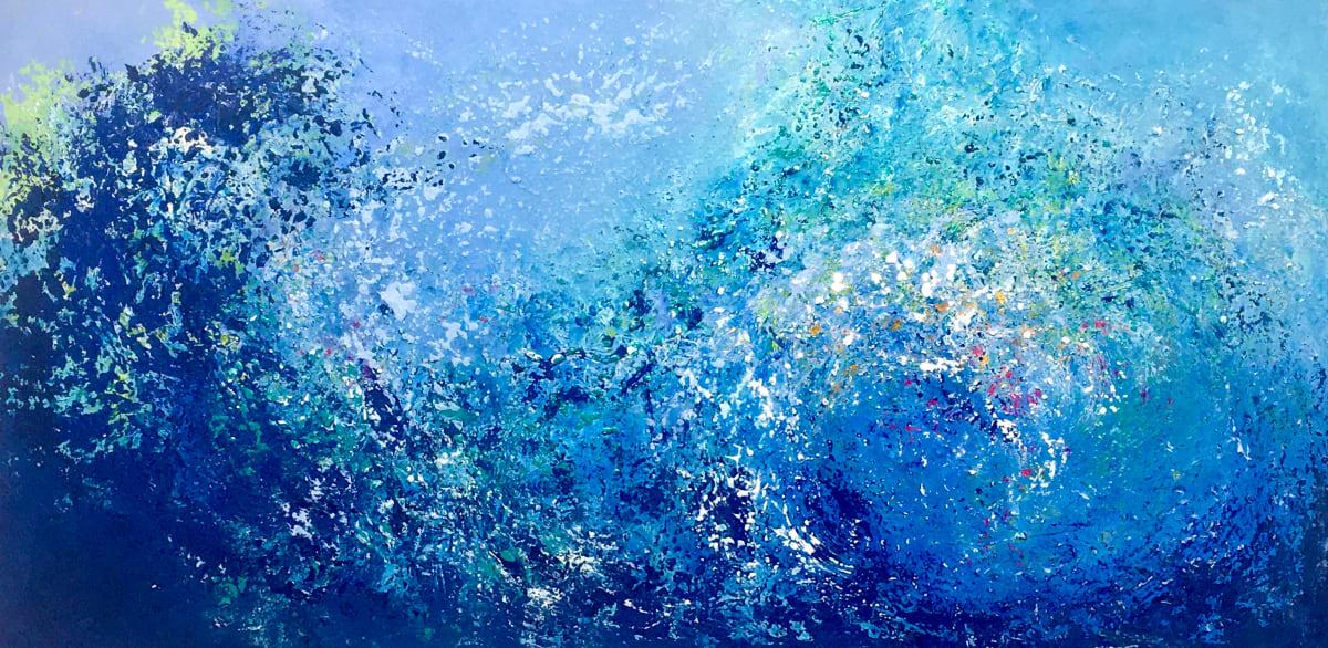 Wave Energy by Julea Boswell Art