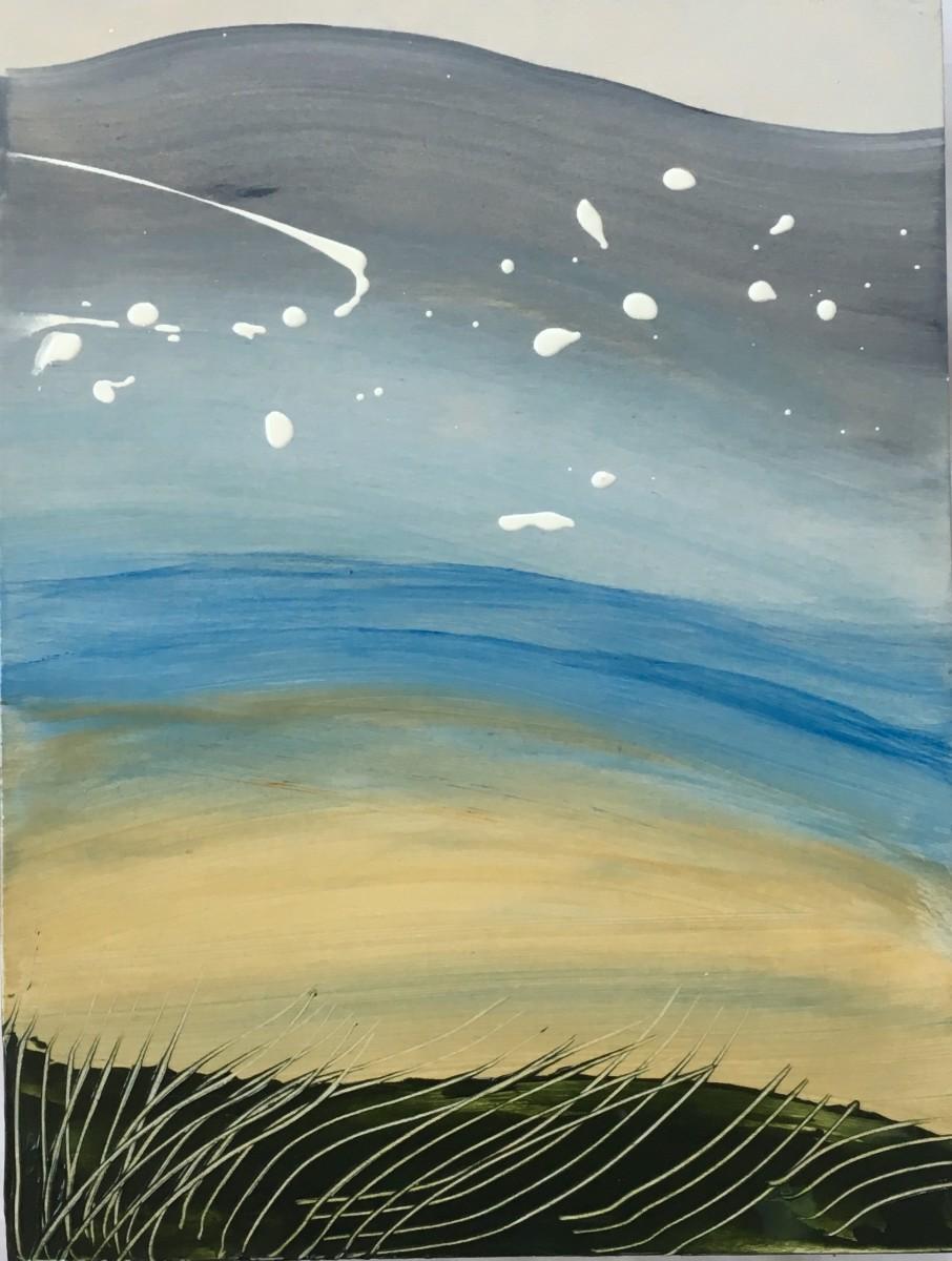 Hazy Daze #1 by Julea Boswell