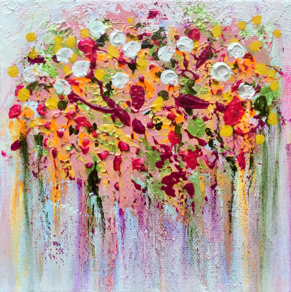 Say it with Flowers no. 4 by Julea Boswell