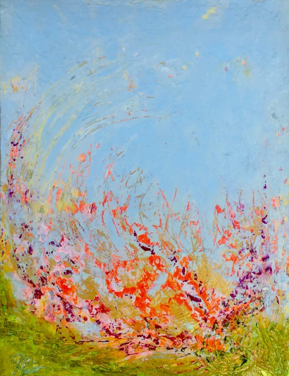 Windflowers by Julea Boswell