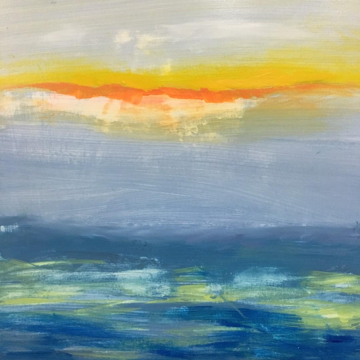 Floating Sky by Julea Boswell