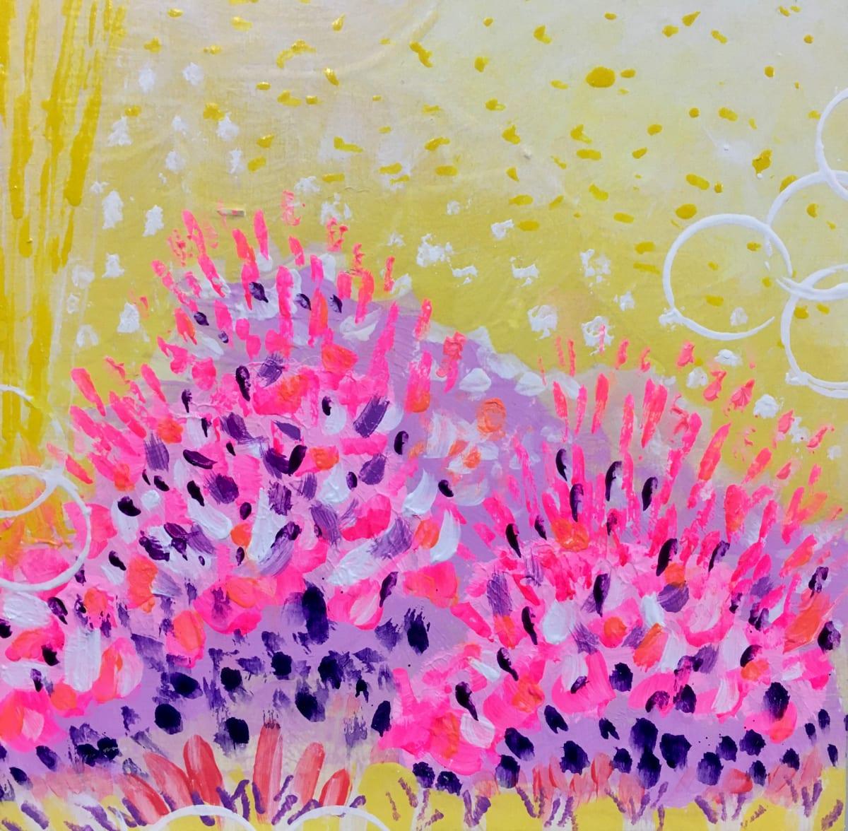 Candyfloss Flower no. 2