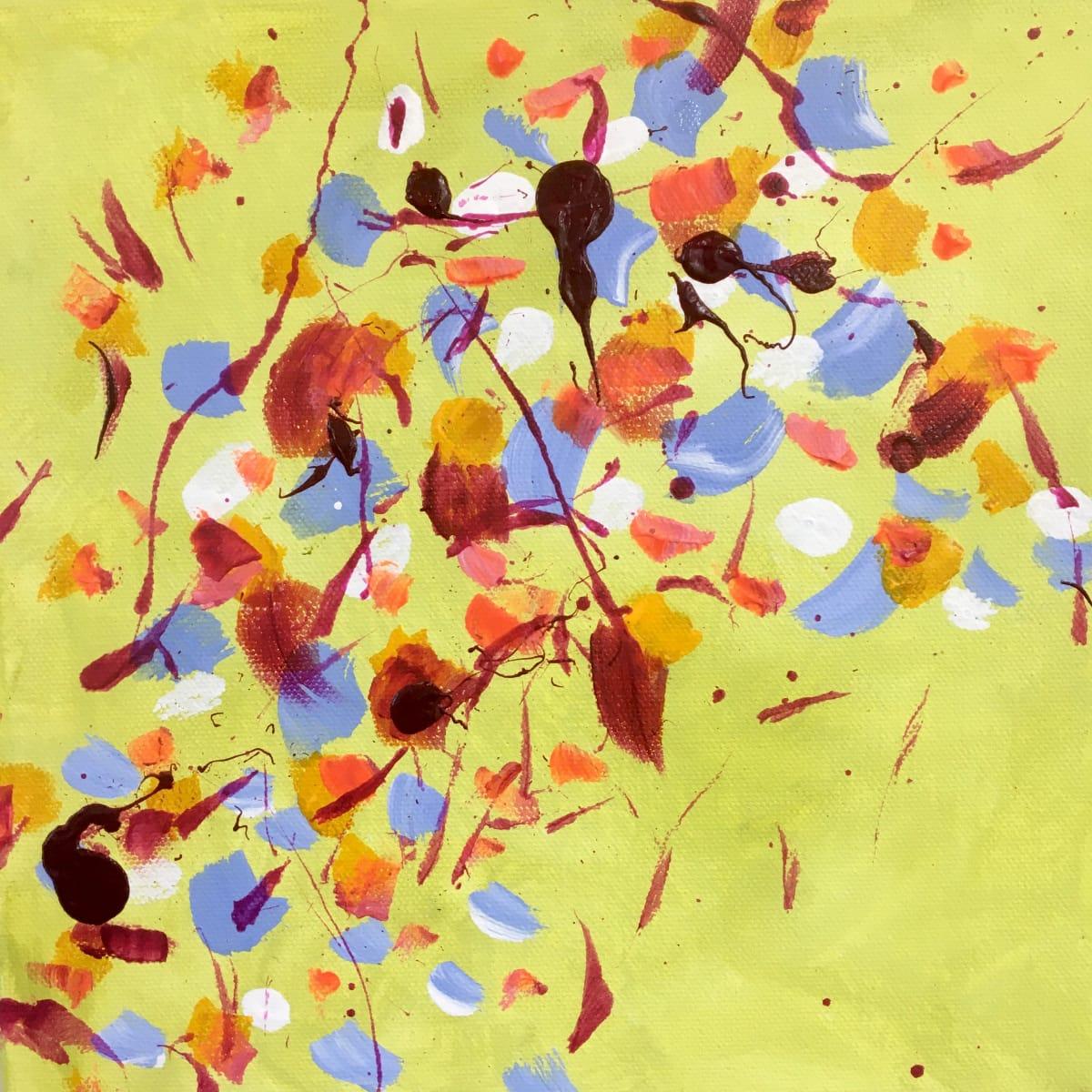 Autumn Breeze no.3 by Julea Boswell