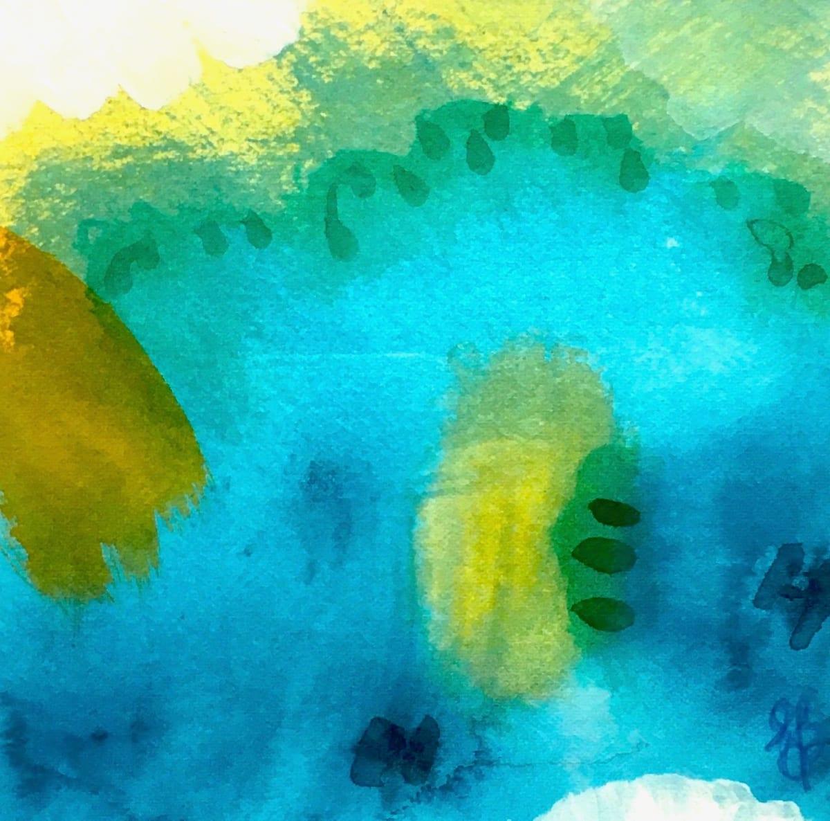 Ocean Joy no.6 by Julea Boswell