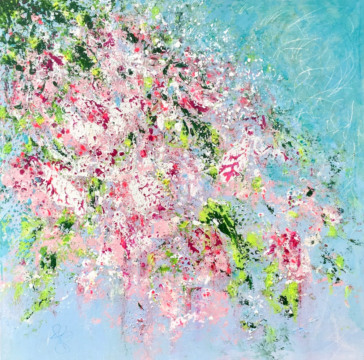 Pretty in Pink by Julea Boswell