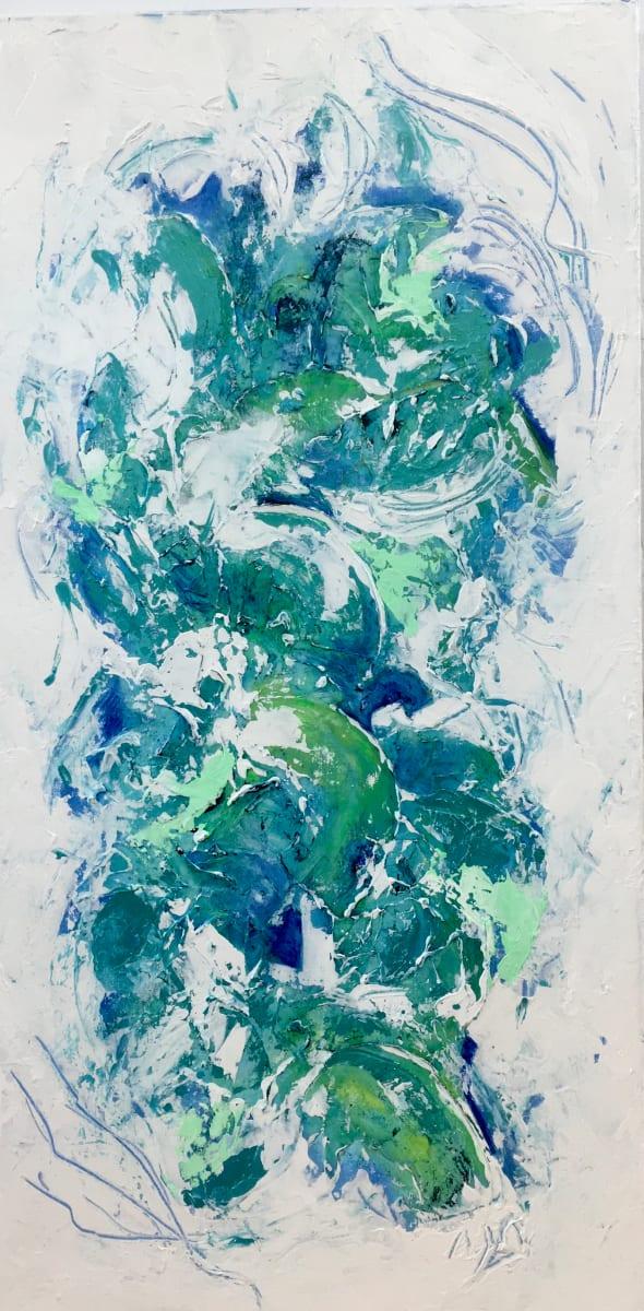 Seadazzle by Julea Boswell Art