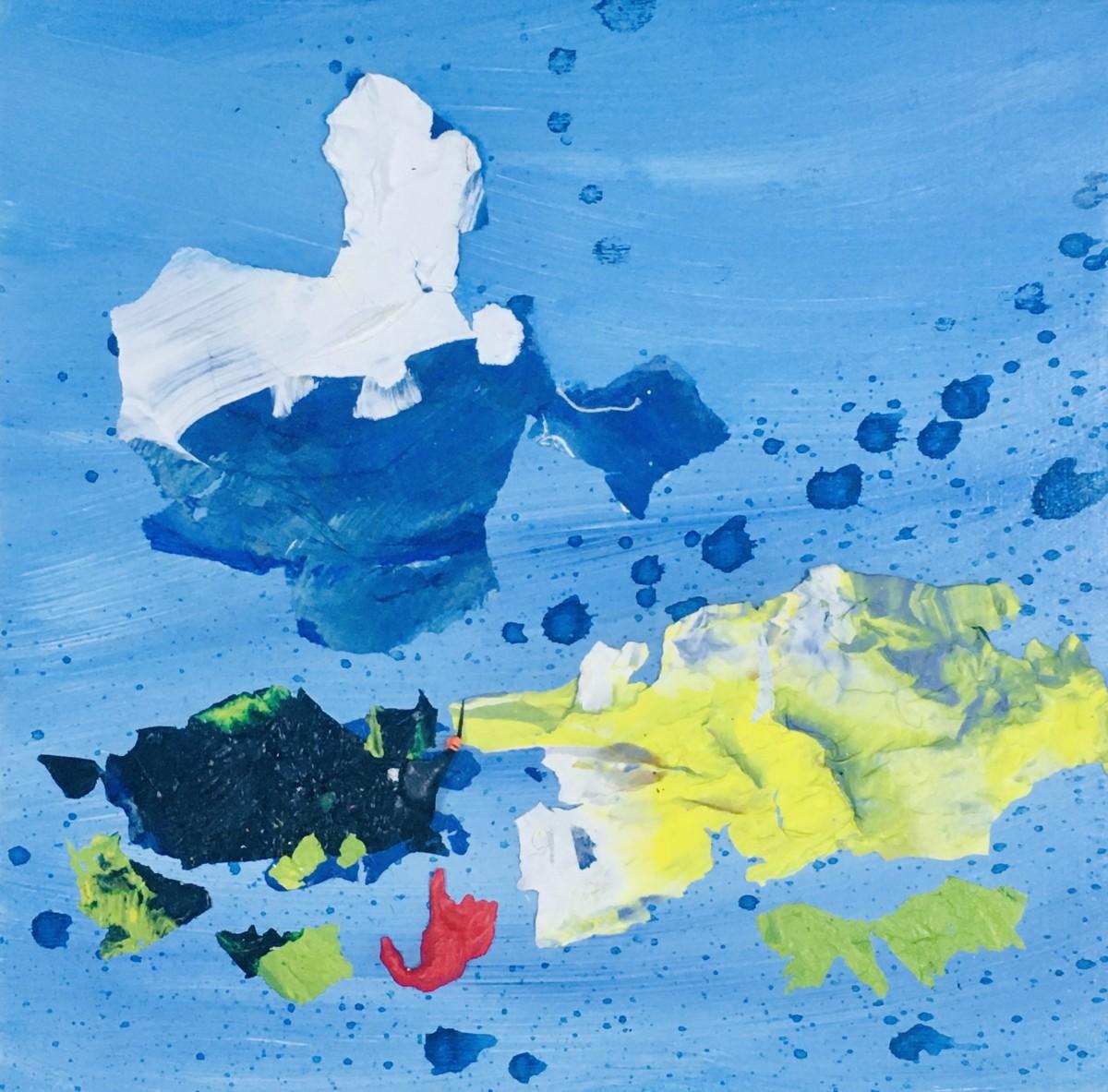 Make a Splash no.3 by Julea Boswell