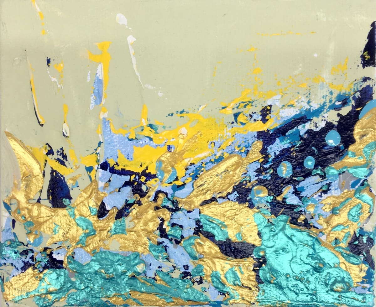 Summer Storm 1-2-3-4 by Julea Boswell  Image: Summer Storm no.1