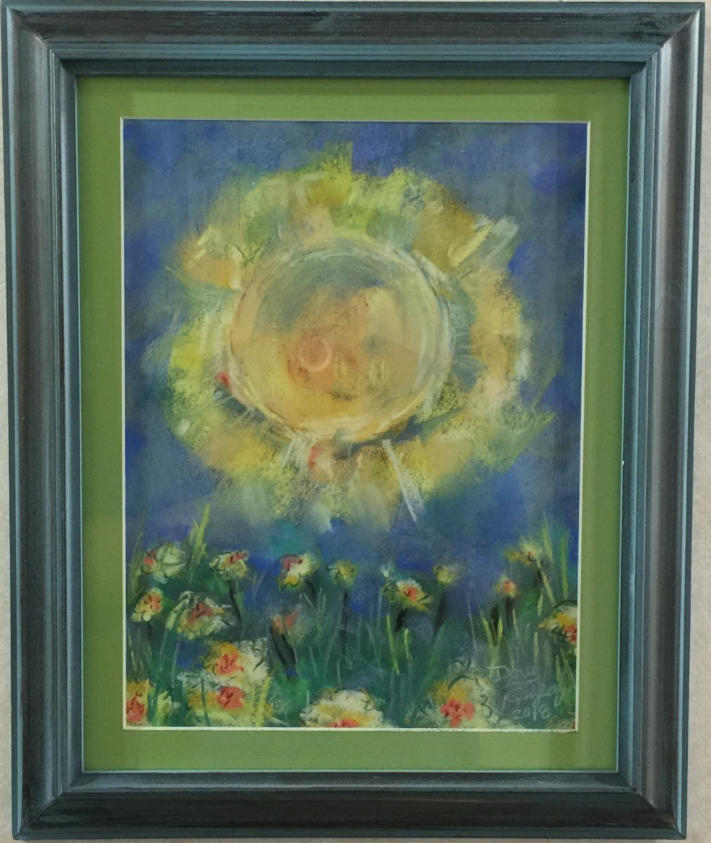 SUNFLOWERS - SALE ($20.00 through 12-1-19.  Pick-up only, no shipping).
