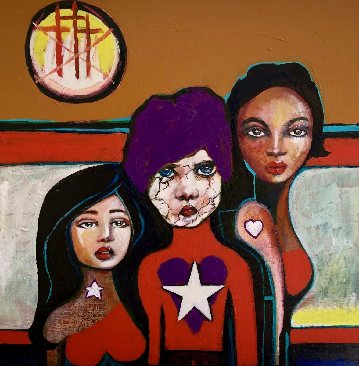 Heather by Judith Estrada Garcia