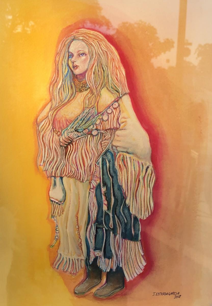 The Elder by Judith Estrada Garcia