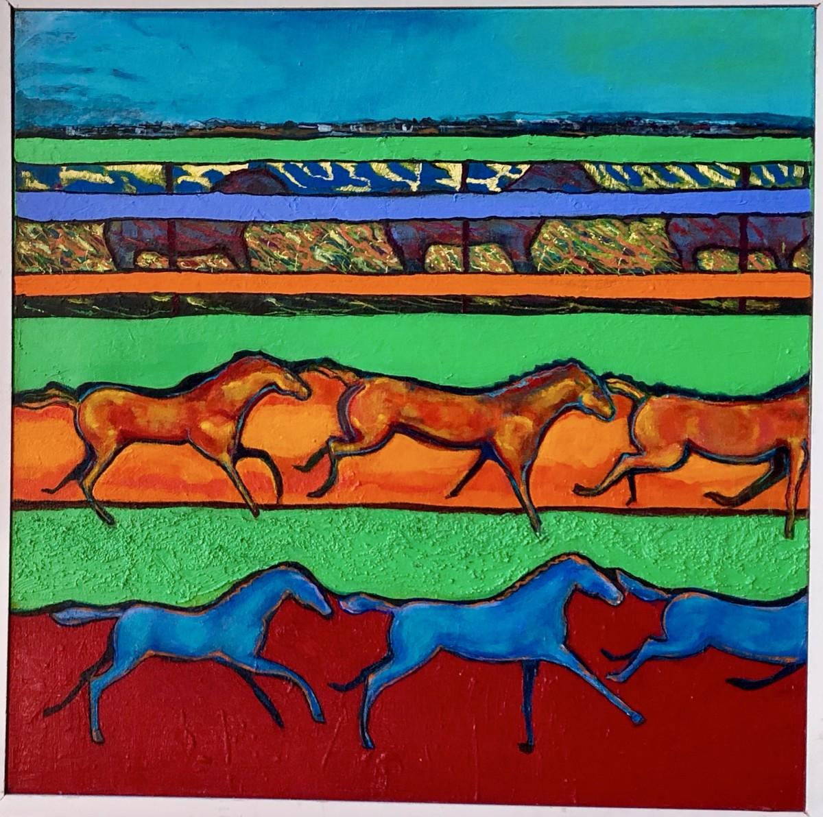 Freedom Run by Judith Estrada Garcia