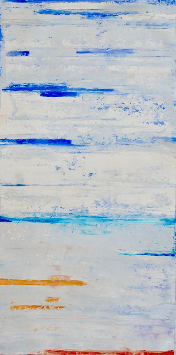 Abstract Beach by Debra Schaumberg