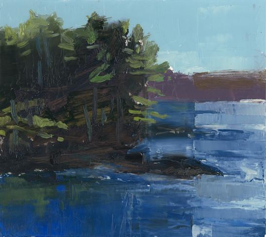 Fairchild's Shore by MJ Blanchette