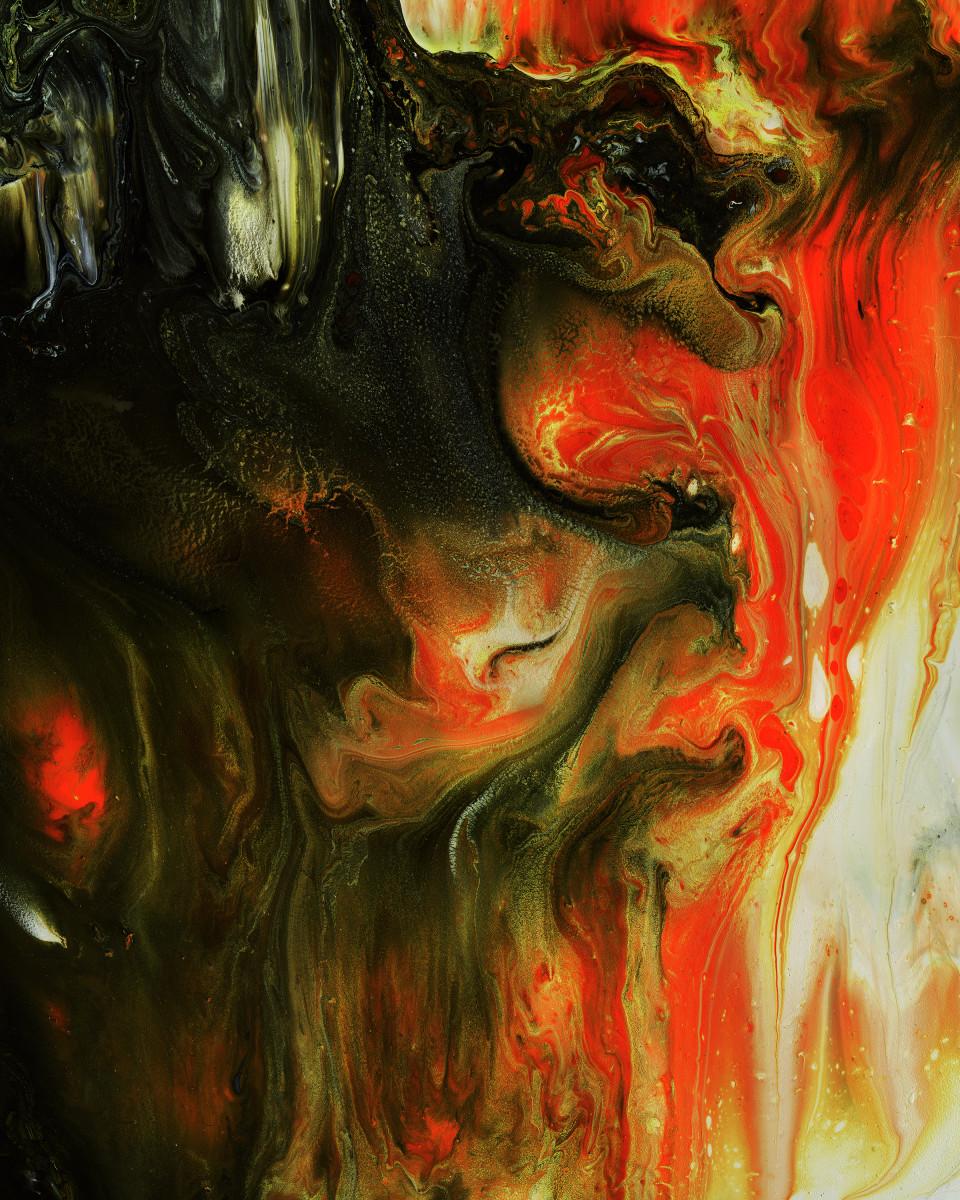 BLAZING FIRES #7